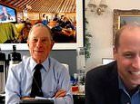 Prince William co-authors a piece with Michael Bloomberg for USA Today