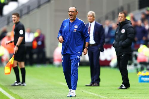 Maurizio Sarri: Eden Hazard can win Ballon d'Or at Chelsea