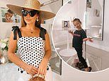 Inside Sam Faiers' new Surrey home makeover