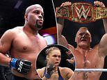 Daniel Cormier becomes latest UFC legend to hint at WWE move