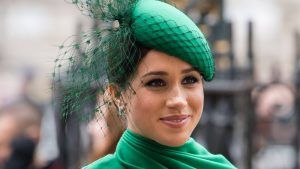 Meghan Markle is set to make her first public appearance today since royal split