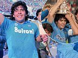 Diego Maradona set to be the subject of a 'The Last Dance'-style documentary on his time at Napoli