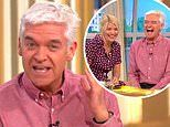 Phillip Schofield 'kicked off' and was 'screaming' seconds before going live on This Morning