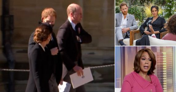 William 'didn't meet Harry after funeral over fears talks would be leaked'