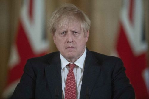 Boris Johnson receives unlikely message of support after contracting coronavirus