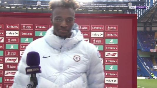 ": ""You dream of this as a kid"" - Tammy Abraham's latest goals set FA Cup record"