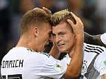 Toni Kroos' late winner at World Cup keeps Group F finely poised going into final round of games