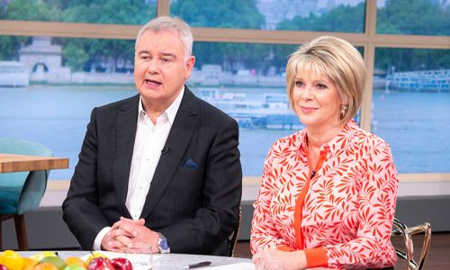 Eamonn Holmes shares touching Twitter tribute to Ruth Langsford's sister