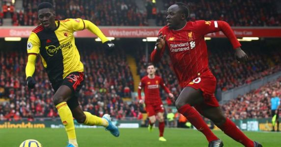 Liverpool frontrunners as Watford star's efforts to emulate Mane revealed