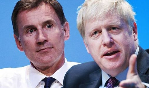 Tory leadership race MAPPED: Jeremy Hunt vs Boris Johnson - where and when are hustings?