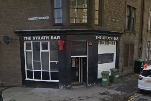 Dundee pub robbed as three men run off with till after confronting staff at 2.30am