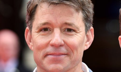 Good Morning's Ben Shephard shares video with his son as they exercise together