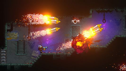 Neon Abyss is a colourful mix of Isaac and Gungeon, out now on Game Pass
