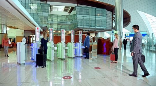 Emirates Just Launched A Completely Contactless Travel Path At DXB