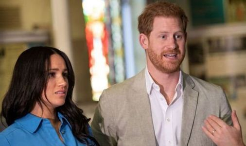 Meghan Markle and Prince Harry 'under threat': Royals advised to 'step away' says expert