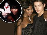 Naomi Campbell mourns the death of her godson Harry Brant, 24