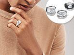 Tiffany & Co. launches its first-ever line of diamond engagement rings for MEN
