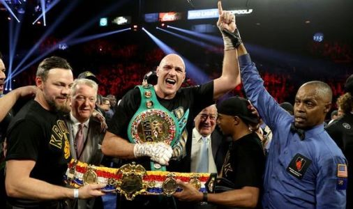 Tyson Fury pays tribute to Deontay Wilder after stunning stoppage win over WBC champion