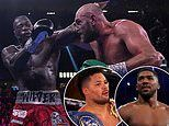 Fury believes fellow Brit Joyce - and NOT Joshua - is the heavyweight division's dangerman