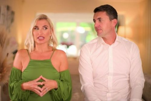 Billie Faiers and Greg Shepherd vow to 'put their foot down' with son Arthur over his 'disruptive' behaviour