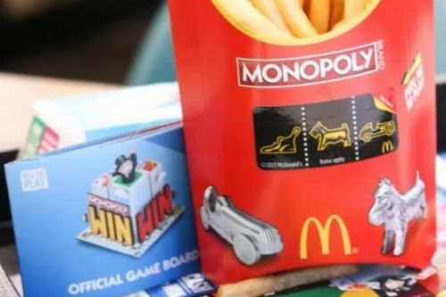 McDonald's accidentally sent Monopoly database to winning customers in huge gaffe