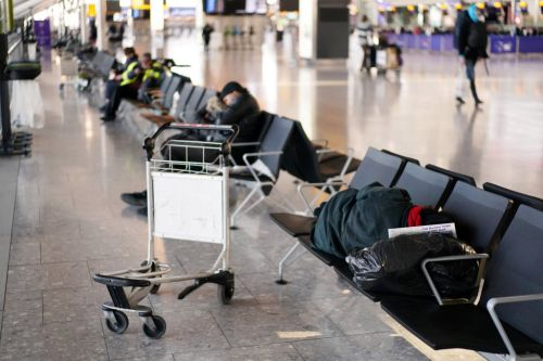 Heathrow workers face sack if they don't accept 'voluntary' pay cut