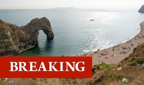 Durdle Door horror: Four seriously injured jumping from Dorset cliffs