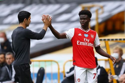 Bukayo Saka proves his value to Arsenal as he lights up win over Wolves