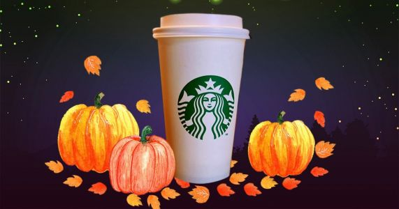 How to order the Pumpkin Birthday Cake latte from the Starbucks secret menu