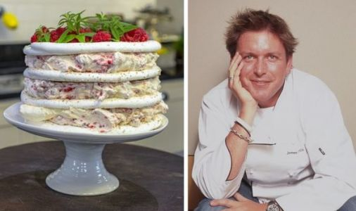 James Martin Saturday Morning: Chef shares recipe for raspberry pavlova with a twist