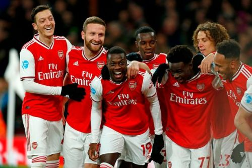 5 talking points as Mesut Ozil and Alexandre Lacazette back in the goals in Arsenal win