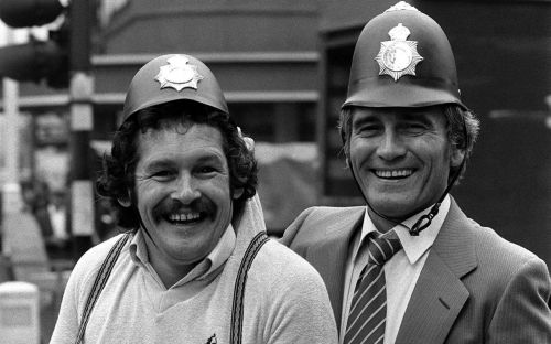 Cannon & Ball star Bobby Ball dies aged 76 after testing positive for Covid-19