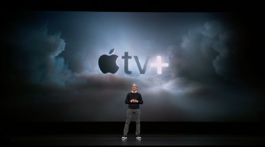 Apple's TV Streaming Service is Finally Here, and it Has the *Thrilling* Name of Apple TV+