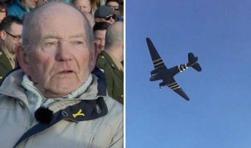Sheffield flypast LIVE: Watch RAF 75th anniversary flypast in Yorkshire - VIDEO