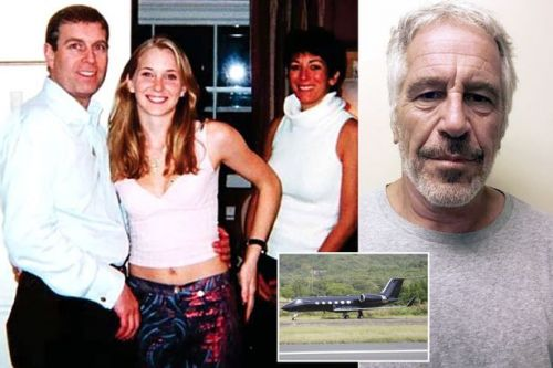 "Prince Andrew 'flew on Jeffrey Epstein's private jet with ""sex slave"" aged 17'"
