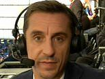 Gary Neville says Jose Mourinho's Manchester United team is 'too ATTACKING' at Chelsea