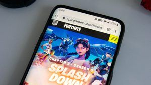Fortnite dropped from Apple App Store in payment row