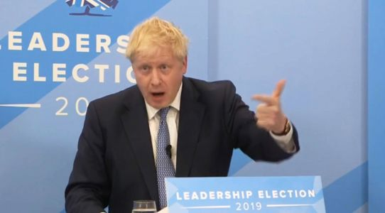 Boris Johnson wants points-based immigration system if he is prime minister