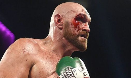 Did Otto Wallin cause Tyson Fury cut with headbutt? Video replay reveal truth