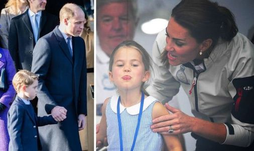 Kate and Prince William shun naughty step when disciplining George, Charlotte and Louis