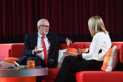 Jeremy Corbyn Says He Is 'Absolutely' Healthy Enough To Serve Five Years As PM