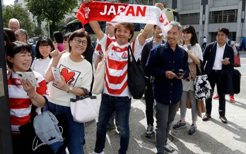 Japan vs South Africa quarter-final, Rugby World Cup 2019: What time is the match, what TV channel is it on and what is our prediction?