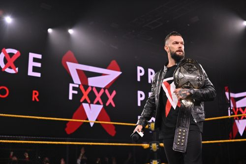 NXT's Finn Balor defends Goldberg and other WWE legends returning for one-off matches