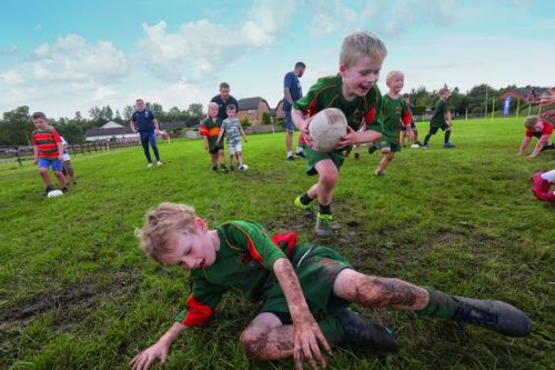 ADVERTORIAL: Scottish youngsters are winners as Royal Bank helps clubs to get Rugby Ready
