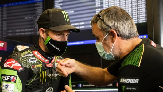 Rea feeling positive ahead of championship return after strong testing sessions