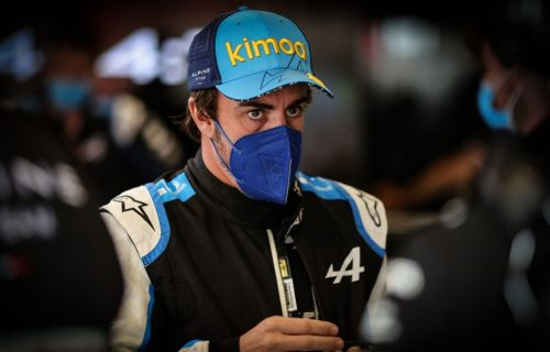 De Meo: Alonso 'leading the whole team' at Alpine