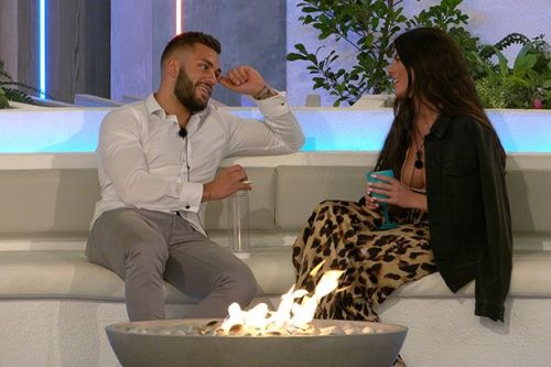 Love Island's Rebecca causes major couples to wobble in first look