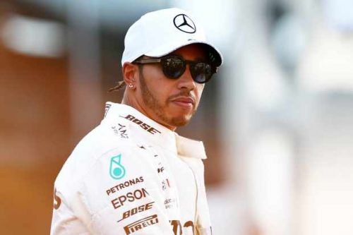 Who is Lewis Hamilton? Meet Formula 1 champion and BBC SPOTY nominee - plus how to vote