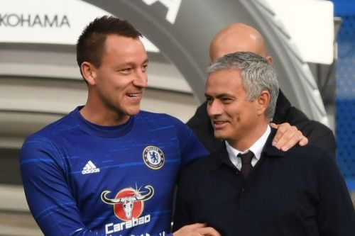 John Terry defends Jose Mourinho treatment of Mohamed Salah and Kevin De Bruyne at Chelsea