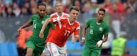 WC: Golovin leads five-star Russia